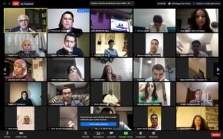 120 marocains du monde en débat multiplex des deux côtés de la Méditerranée