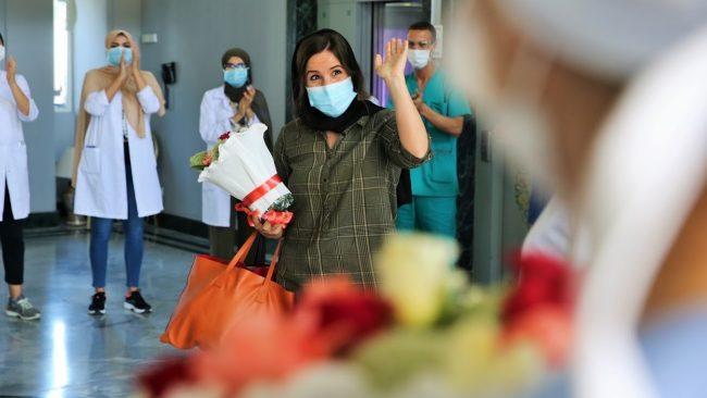 Compteur coronavirus : Le mois de juin commence avec une explosion de guérisons