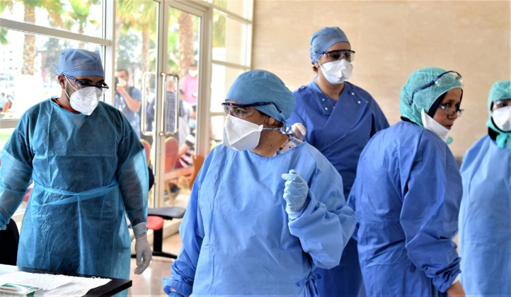 Compteur coronavirus : Le Maroc franchi le cap des 8000 contaminations