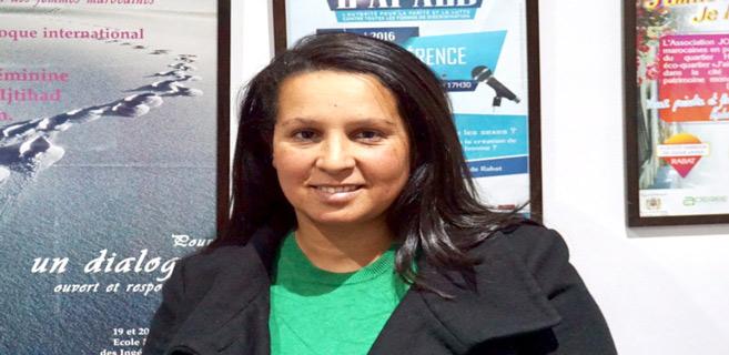 Omayma Achour, professeur Universitaire VSD