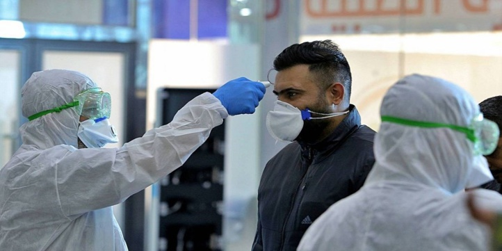 Compteur coronavirus : 68 nouveaux cas et 73 guérisons en 24H