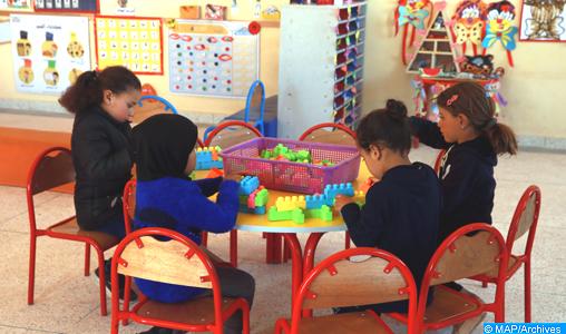 Protection de l'enfance : Lancement d'un programme pour l'accompagnement des DTI