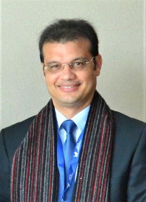 Rahhal Mekkaoui, membre du Comité exécutif du Parti de l'Istiqlal et Conseiller à la 2ème Chambre parlementaire.