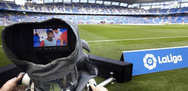 Football : Le retour de la Liga avec la technologie d'animation 3D