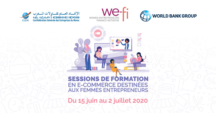 La CGEM et l'IFC lancent une série de webinaires au profit des femmes entrepreneurs
