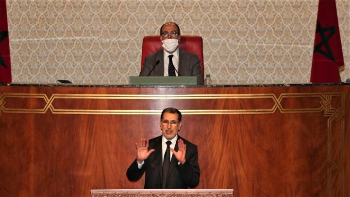 Déconfinement progressif : El Othmani bousculé au Parlement