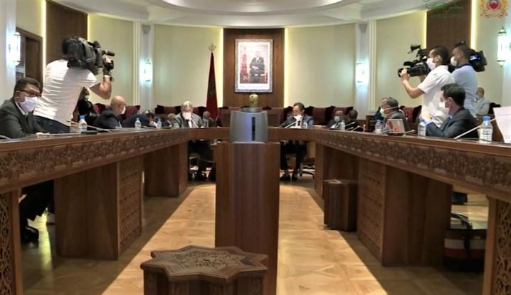 Réunion de la Chambre des représentants : Les nouveaux horizons de la CNIE