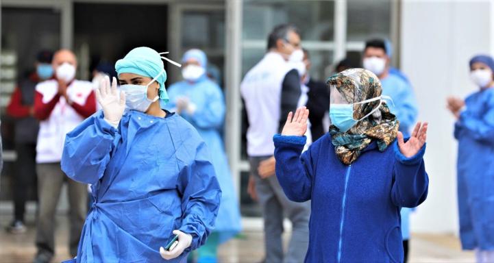 Compteur coronavirus : Le Maroc franchit le cap des 8.000 guérisons