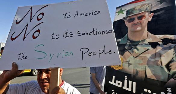 Caesar Act : pour sanctionner Damas et… Beyrouth