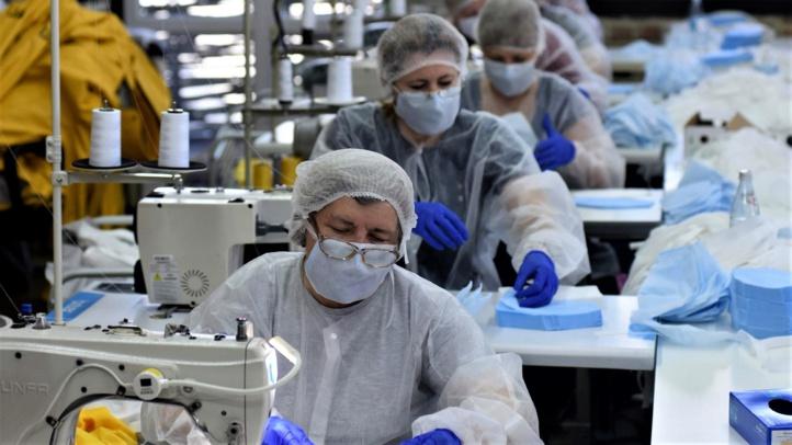 Moulay Hafid Elalamy s'exprime sur les modalités de redémarrage du secteur du textile