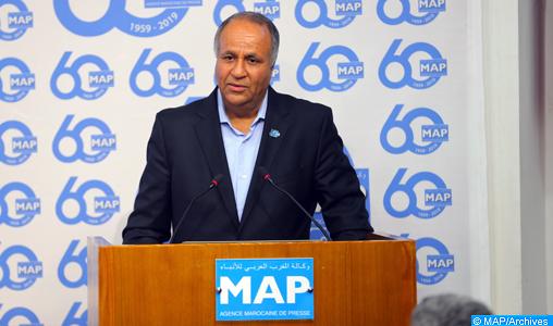 Mohamed Benhammou, directeur du Centre Marocain des Études Stratégiques.
