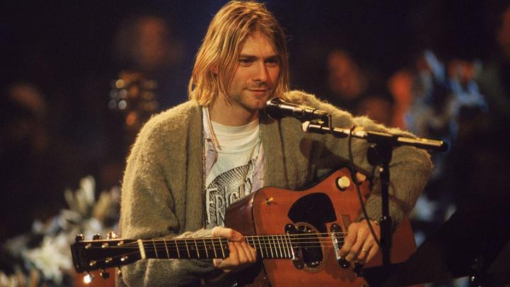 Un record, la guitare de Kurt cobain vendue à 6 millions de dollars