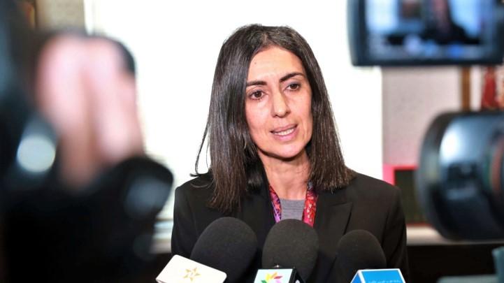 Nadia Fettah Alaoui, Ministre du Tourisme, de l'Artisanat, du Transport Aérien et de l'Économie Sociale.