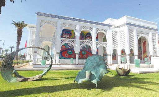 Rabat : Retour vers la culture