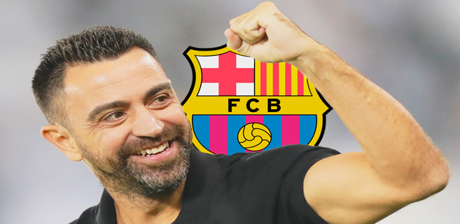 Liga : Xavi, nouvel entraîneur du Barça ?