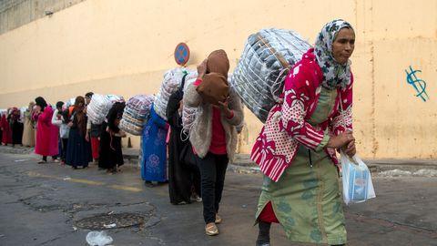 Le Royaume met officiellement fin à la contrebande à Sebta