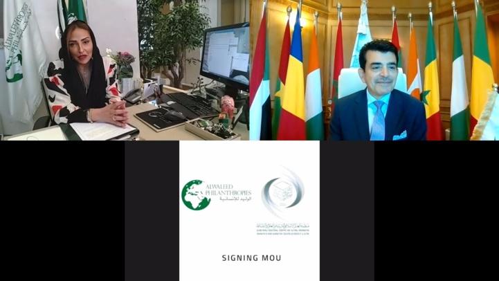 Covid-19 : L'ICESCO et Alwaleed Philanthropies soutiennent le Maroc