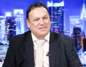 Saoud Mohamed, Politologue.
