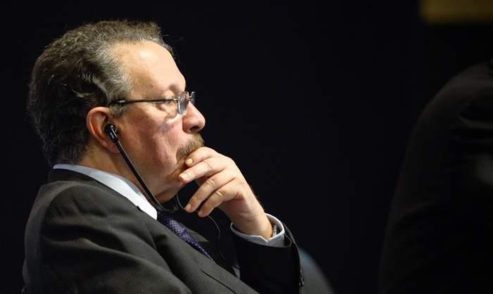 Ahmed Lahlimi Alami, Haut commissaire au Plan.