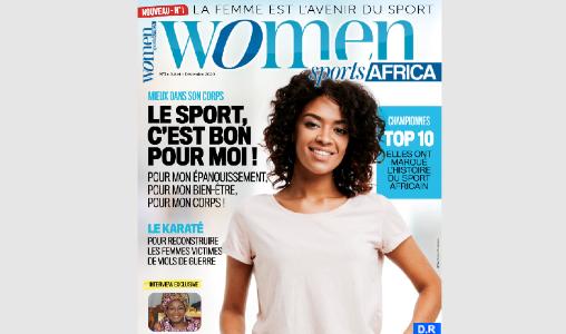 «Women Sports Africa» : un média sportif, spécial Femme