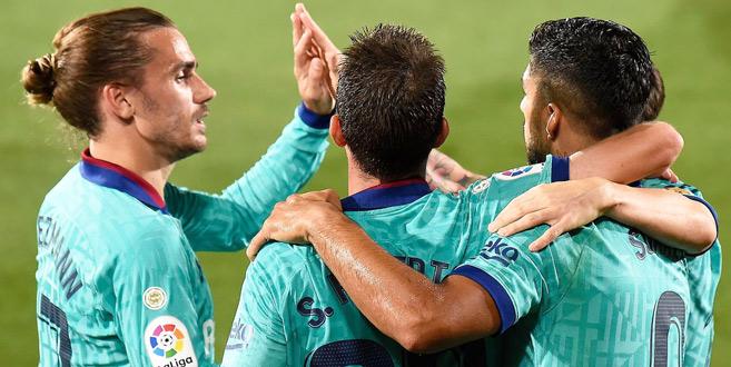 Liga : Griezmann balaye les doutes et redonne espoir au Barça