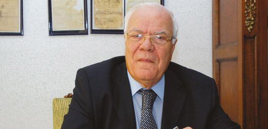 Hassan Sentissi El Idrissi, Président la Fédération Nationale des Industries de Transformation et de Valorisation des produits de la Pêche (FENIP).