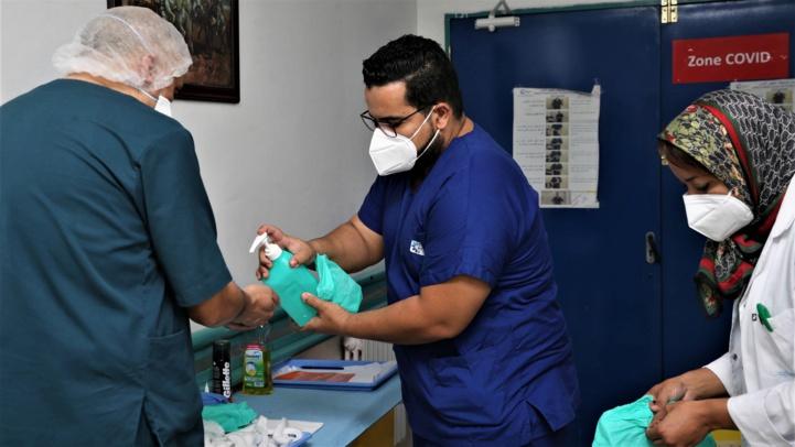 Compteur coronavirus : Le Maroc atteint la barre des 15.000 contaminations