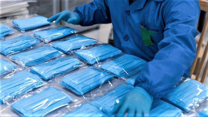 L'UIR et l'ICESCO s'associent pour fabriquer des masques de protection