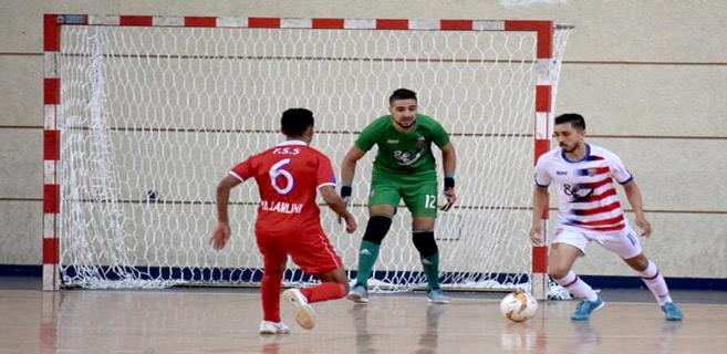 Futsal : Journée d'étude sur la reprise du championnat national