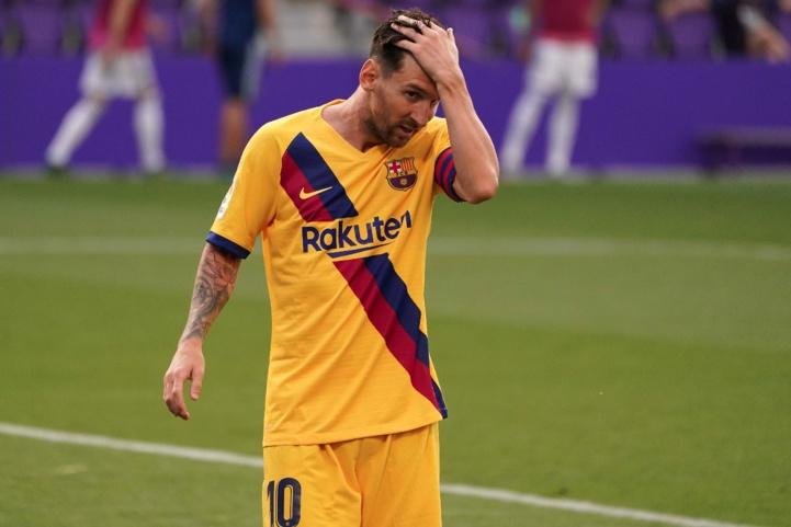 Le Zamalek prêt à s'offrir Messi !