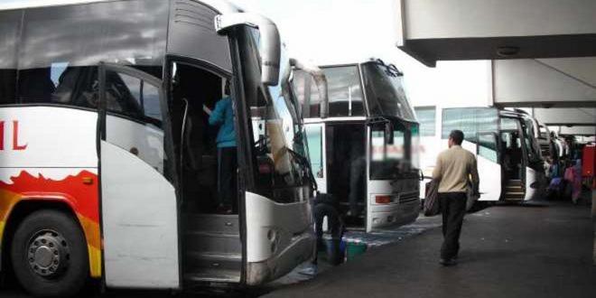 Vers l'augmentation à 75% de la capacité  de transport des autocars