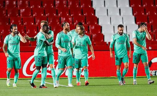 Liga : Le Real à un match du titre