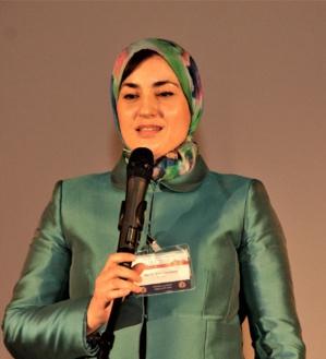 Soumia GUENNOUN, Enseignante-chercheure à l'UEMF, Chercheure associée au RIEMAS.