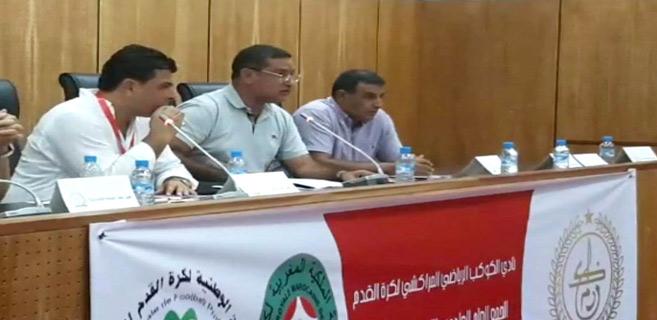 Football : Le KACM tiendra le 28 juillet ses Assemblées Générales