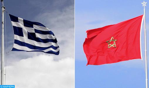 Chambre gréco-marocaine : Vers de nouvelles opportunités d'échanges commerciaux