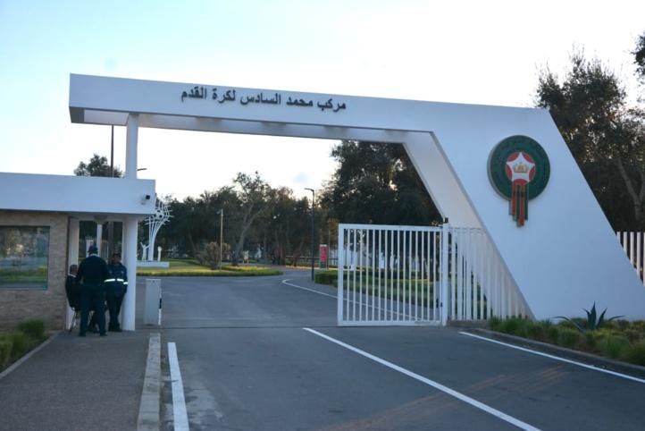 Complexe sportif Mohammed VI (Ph. Nidal)