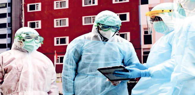 Etude : Les Big Data, un outil efficace contre le Coronavirus
