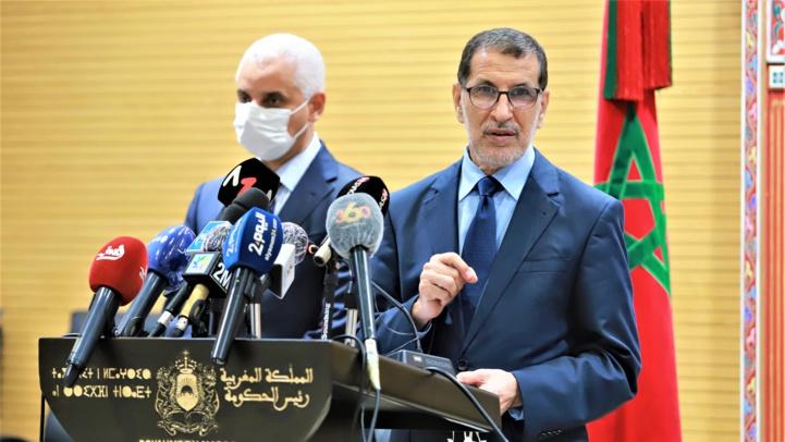 El Othmani exhorte les Marocains à passer Aïd Al Adha chez eux