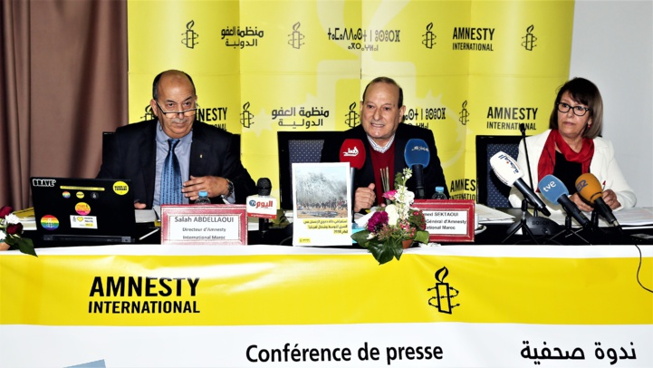 Maroc VS Amnesty International: Chronique d'un duel regrettable et évitable