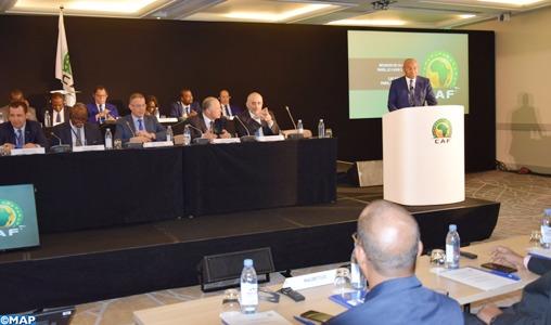 Décision de la commission des compétitions de la CAF : Les Egyptiens encore mauvais perdants !