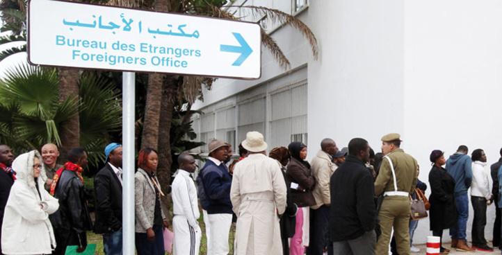 Les subsahariens au Maroc dénoncent les nouvelles mesures de renouvellement des titres de séjour
