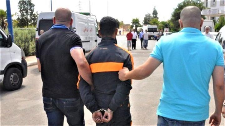 Le Maroc considéré comme un pays modéré en matière de Criminalité