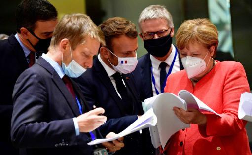 Union Européenne : Un accord au forceps