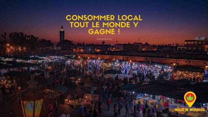 Legrandsouk.ma : Consommez local, c'est contribuer à la préservation de l'économie nationale