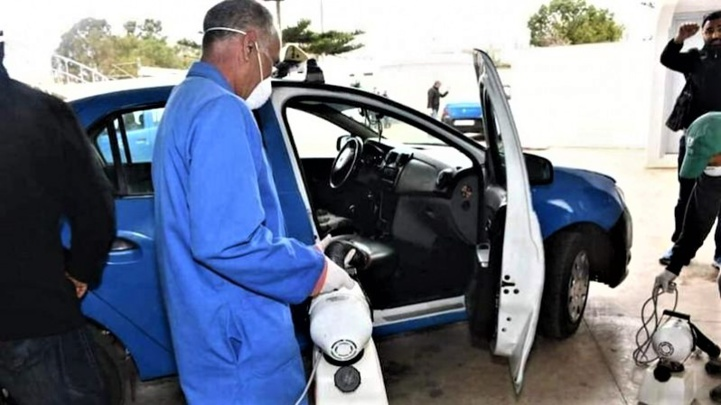 A quand les deuxièmes tests de dépistage du Covid-19 pour les chauffeurs des petits taxis ?