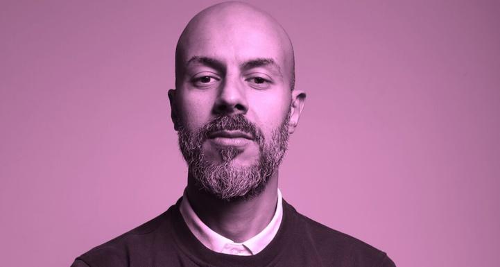 Tarik Guisser, directeur général de l'agence Rapp Maroc, membre du réseau publicitaire DDB.