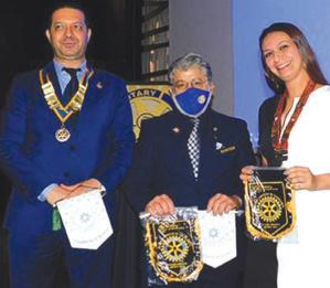 Casablanca : Un nouveau président pour Rotary Casa Corniche