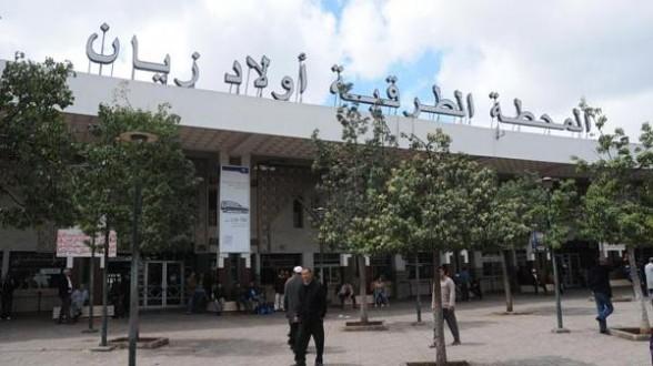Casablanca : Les autorités ferment de la gare routière Oulad Ziane