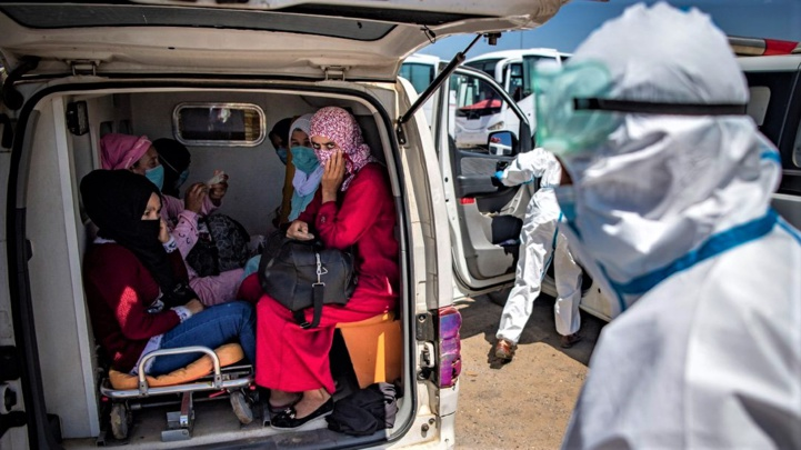 Compteur coronavirus : 500 contaminations et 513 guérisons en 24H