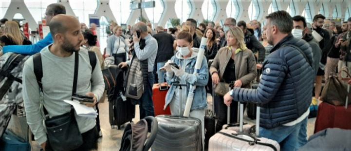 Lockdown : La confusion des programmes de vols